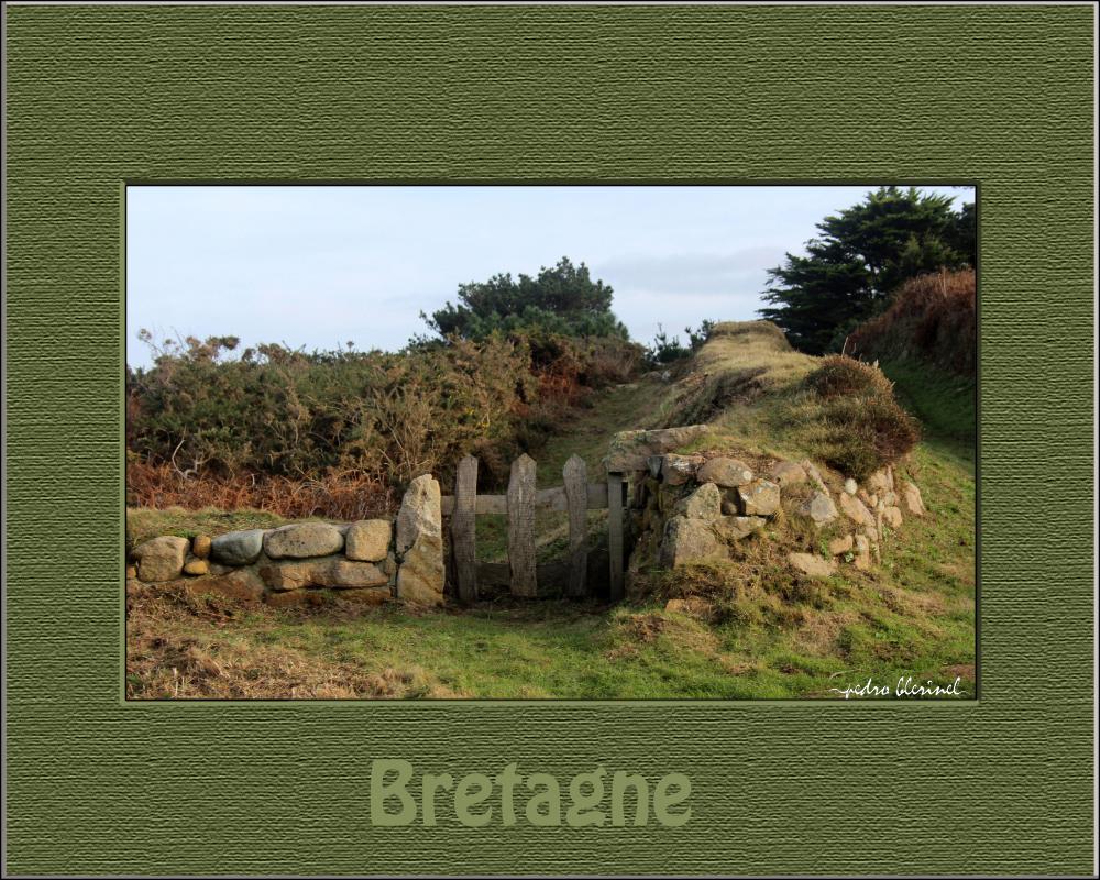 BRETAGNE : barrière (03/01/17)