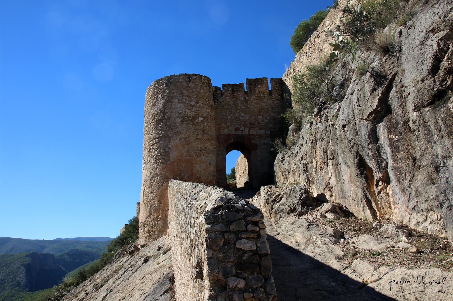 château en Espagne