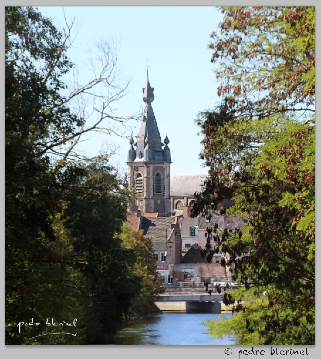 église St Wasnon Condé/E