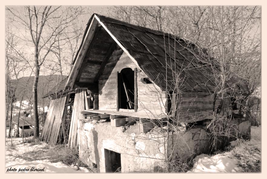 CHARTREUSE : grenier à grain (02/02/17)