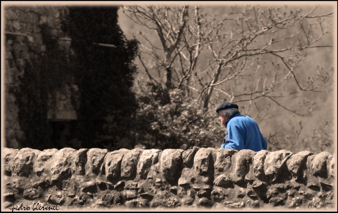 ARDECHE : le vieux (31/12/16)