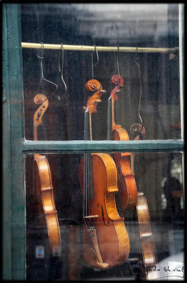Lille aux trésors : le luthier (31/03/17)