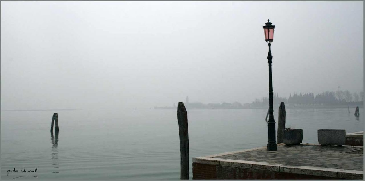 Venezia in iverno : quai des brumes (14/03/17)