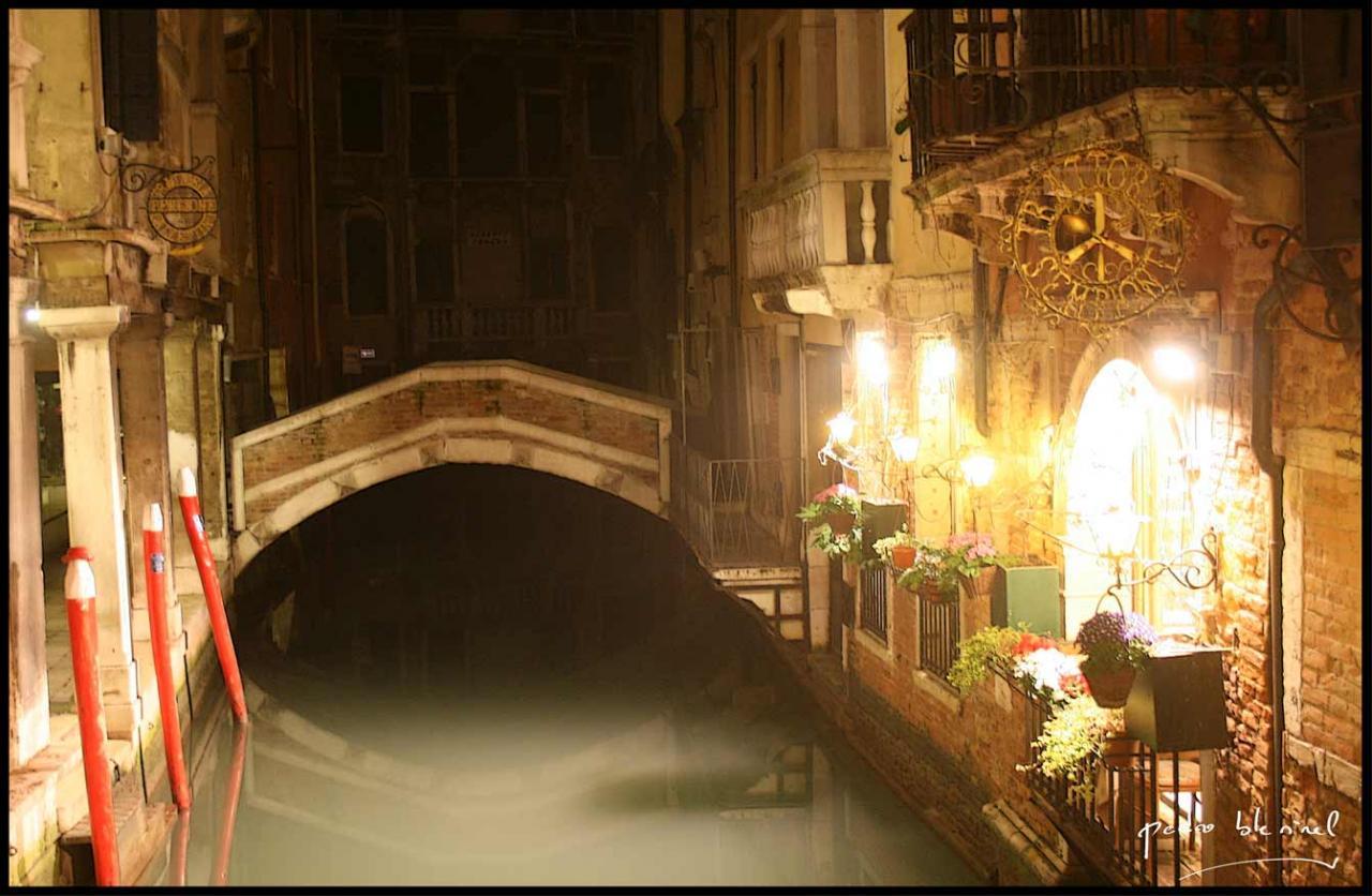 Venezia in iverno : nocturne (15/03/17)