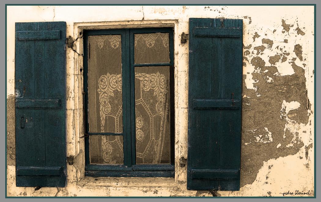 OLERON : fenêtre (11/01/17)