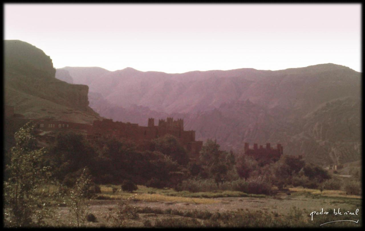 paysages marocains 1