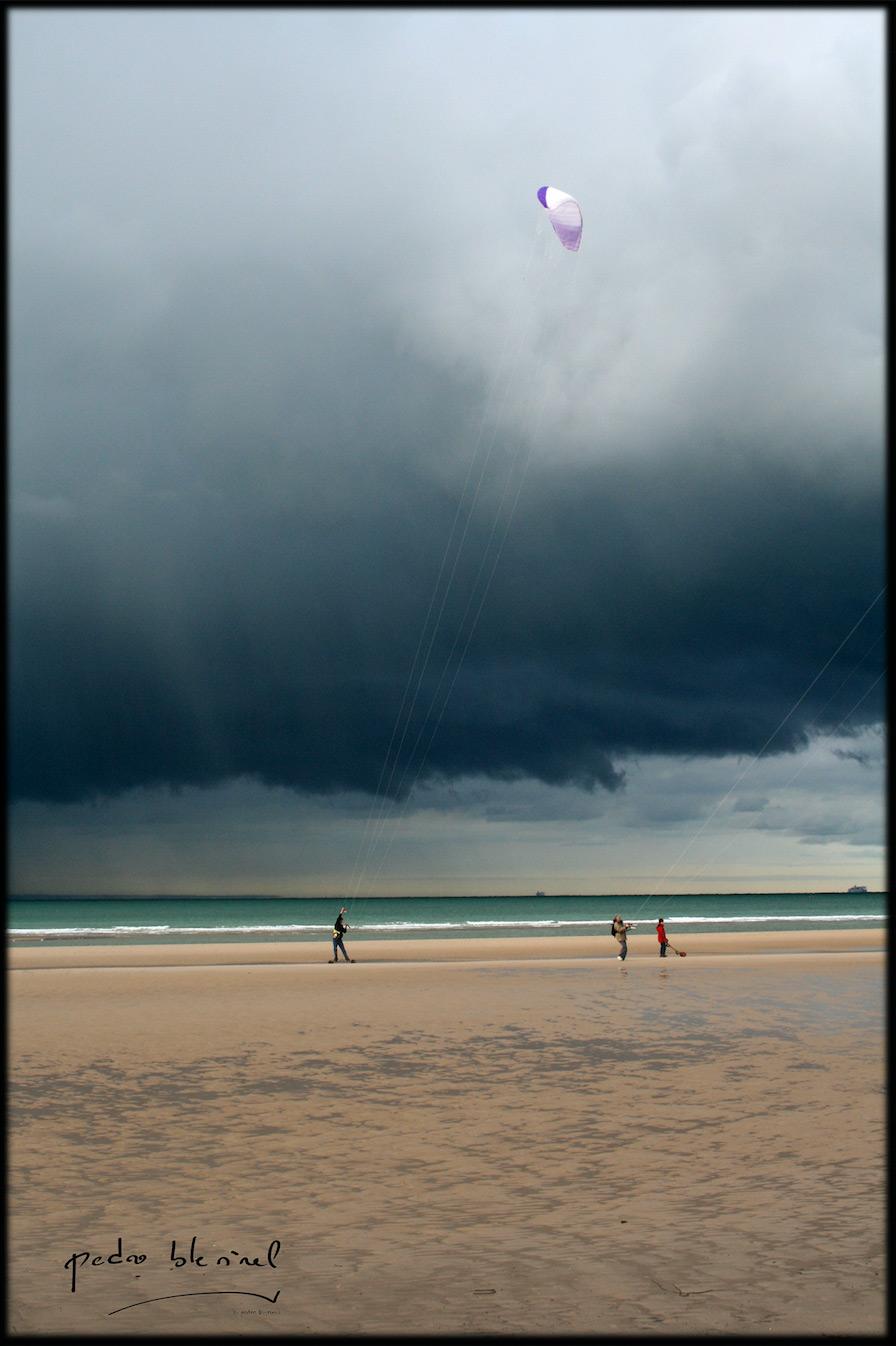 pluie annoncée