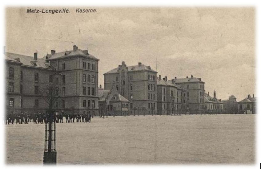 Caserne de Metz