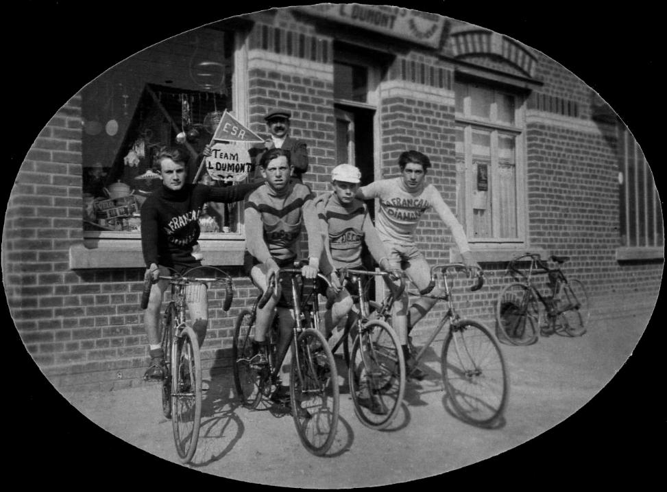 l'équipe cycliste