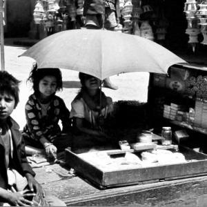 enfants marchands