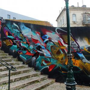 escaliers Lisboa