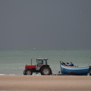 le père et la mer