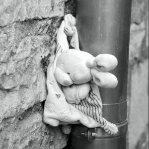 pauvre petit abandonné