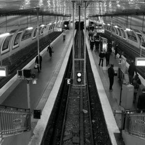 ces métros remplis de noyés