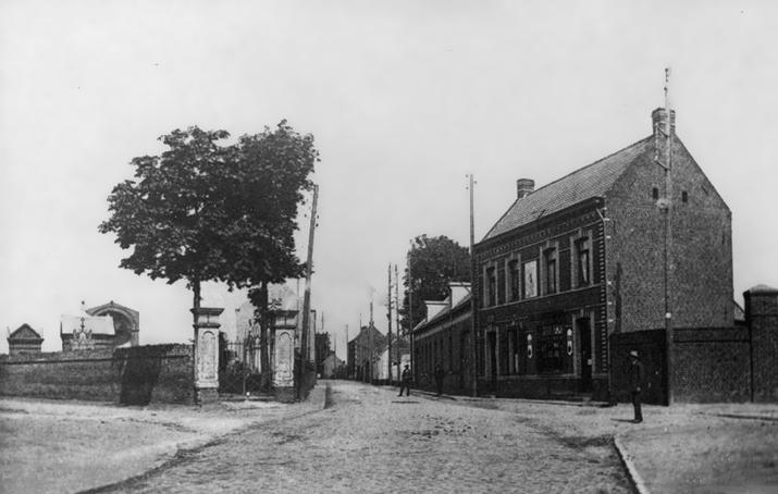 Roeux rue de la gare 1