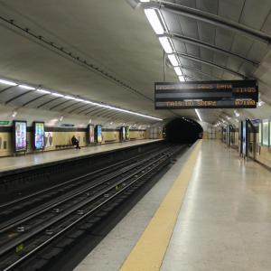voyager en métro